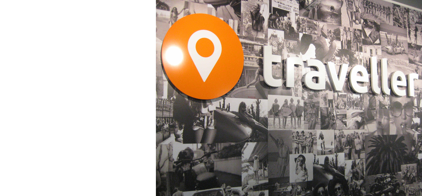 Traveller branded stores featuring fashion & accessories